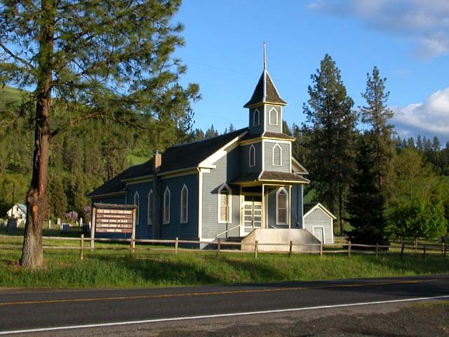 First Indian Presbyterian Church